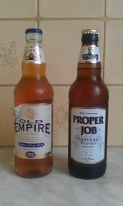 Marston's Old Empire oraz St Austell - Proper Job.