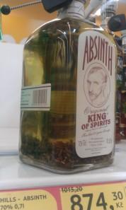 czeski Absinthe